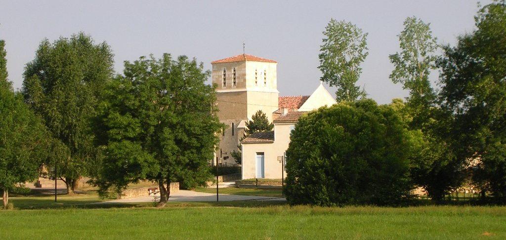 Bandeau église – bourg