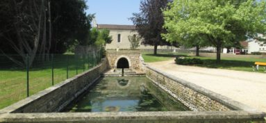 Fontaine du jardin public