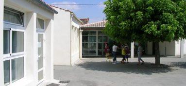 Ecole primaire de Saint Simon de Pellouaille