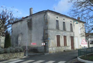 Aménagement de 2 appartements au 3 rue des écoles