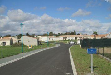 Un terrain à construire disponible sur le lotissement de La Mercerie