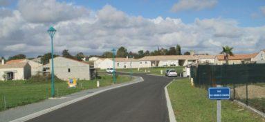 Deux terrains à construire disponibles sur le lotissement de La Mercerie