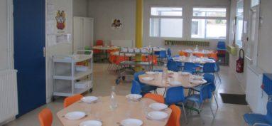 Restaurant scolaire: menus du mois de mai