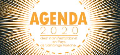 Agenda des manifestations en Saintonge Romane