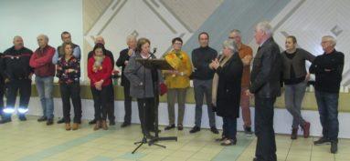 Cérémonie 2020 des voeux de la municipalité