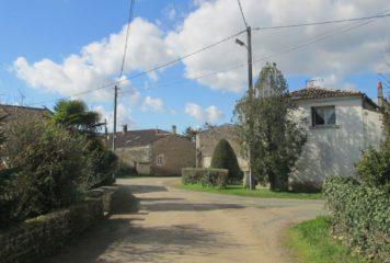 Village de Châtenet: création d'un réseau d'assainissement collectif et renouvellement des canalisations AEP