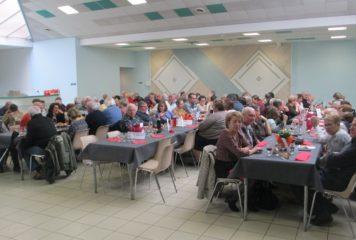 Déjeuner des seniors