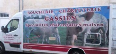 La boucherie/charcuterie Gassien à votre service