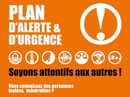 Plan d'Alerte et d'Urgence (PAU)