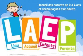 Lieu d'Accueil Enfants Parents (LAEP)