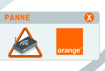 Orange – Commune de Cravans, dérangement téléphonique
